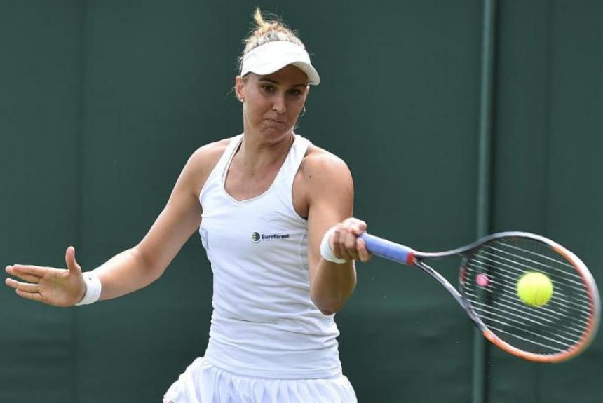 La tenista brasileña Haddad Maia fue suspendida por dopaje