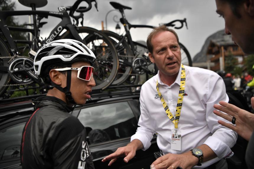 La 20ª etapa se queda en 59 kilómetros — Tour Francia