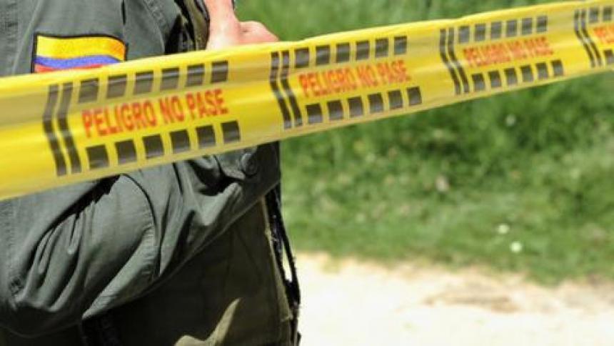 Hallan cadáver de niña de 13 años desmembrado en dos costales — Colombia
