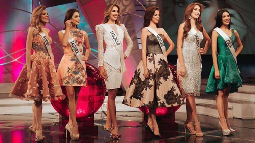 Miss Venezuela no publicará por primera vez las medidas de las concursantes