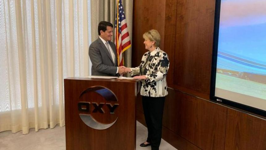 Ecopetrol invertirá US$1.500 millones en Estados Unidos