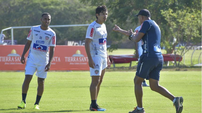 Mati Fernández regresaría en Junior tras 2 meses