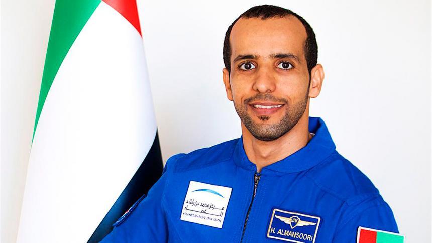 Astronautas judíos y árabes despegan hacia la Estación Espacial Internacional