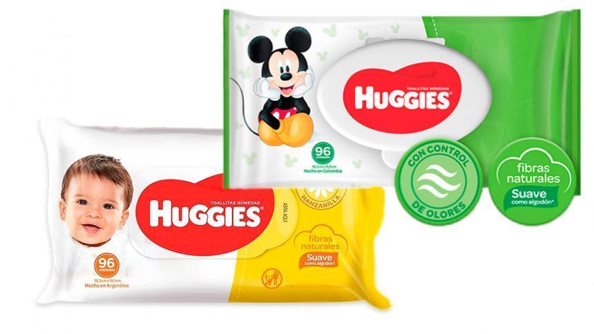 Reportan nuevo lote de toallas húmedas contaminadas con bacteria