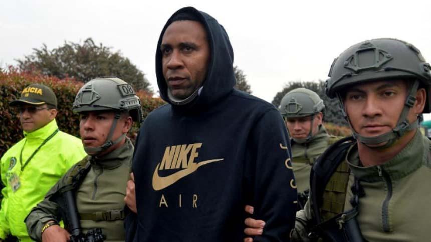 Jhon Viáfara será extraditado a Estados Unidos — Firmó presidente Duque