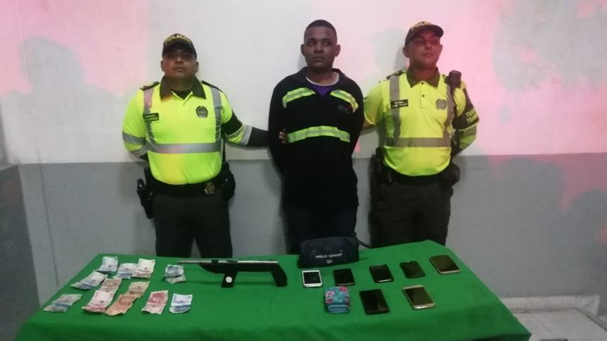 Cortesía Policía Metropolitana