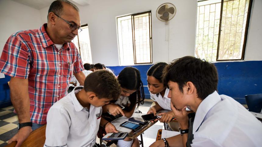Transformación digital: el reto de los educadores en las aulas de clases
