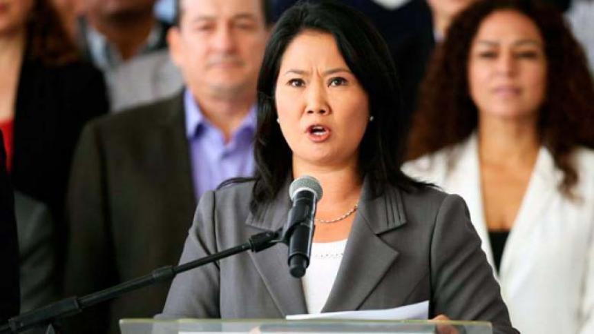 Keiko Fujimori no participará de las elecciones legislativas en 2020 — Perú