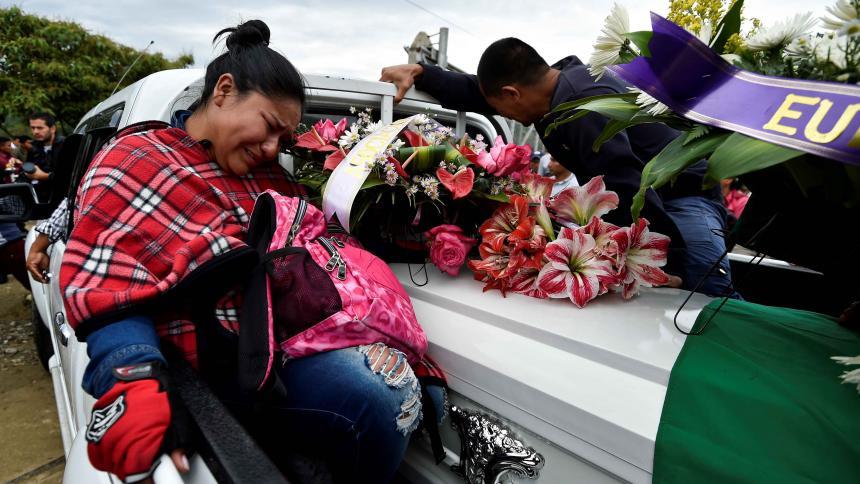 Otra masacre en el Cauca: cinco personas fueron asesinadas en Corinto