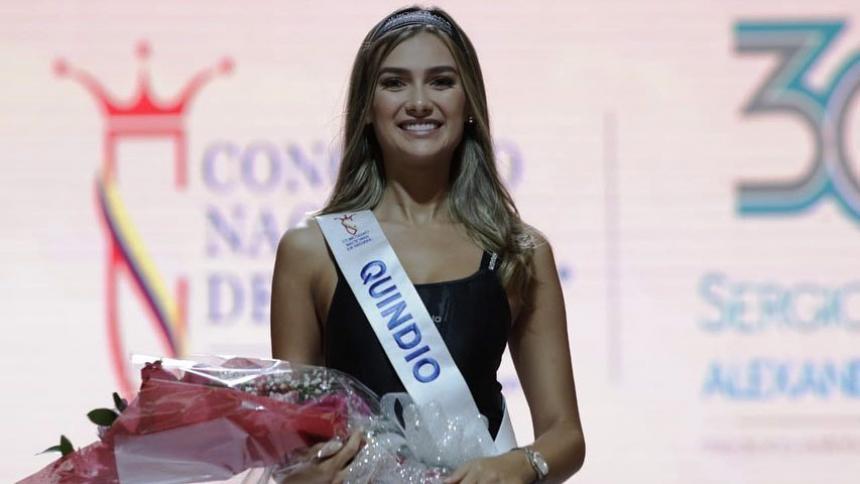 Diez semifinalistas del Concurso Nacional de Belleza