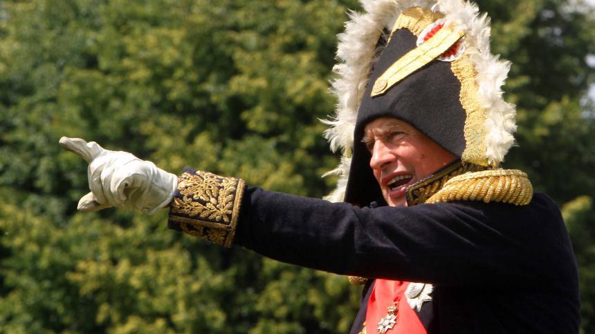 Historiador experto en Napoleón descuartizó a su novia