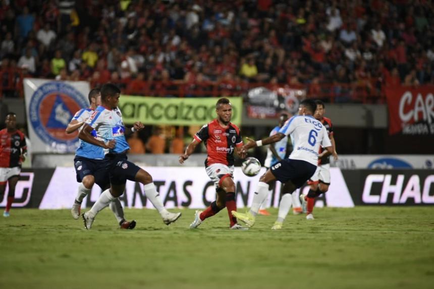 Cortesía de Juan Pablo Bayona Cúcuta Deportivo.