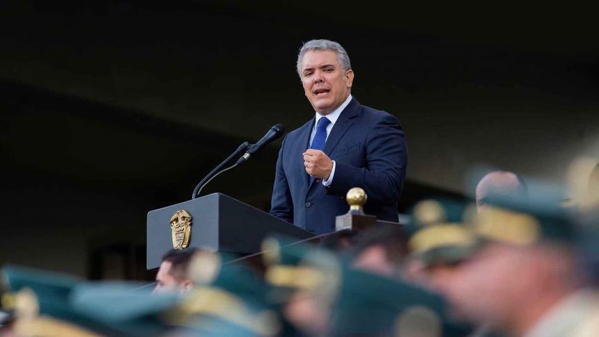 Cortesía Presidencia de la República.