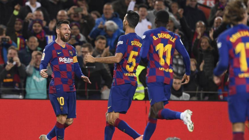 Barcelona recibe al Dortmund por la Champions League