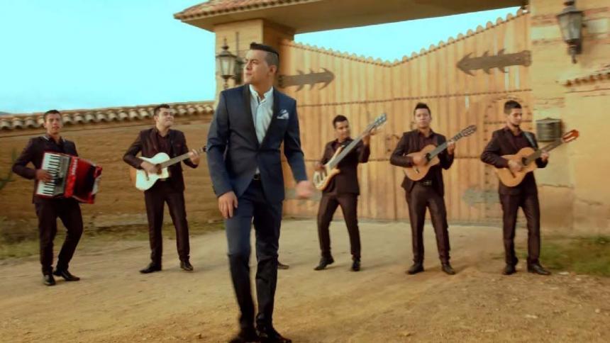 Tomada de video musical