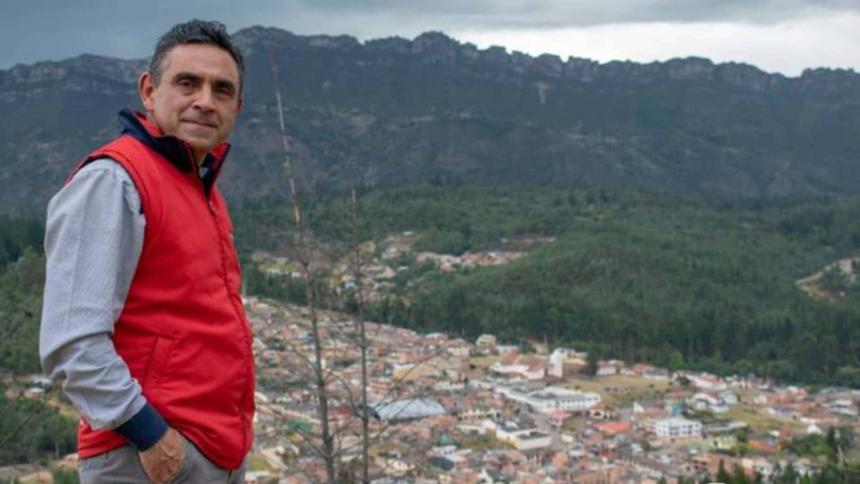 NOTICIAS: Asesinan a alcalde electo de municipio colombiano