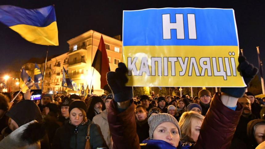 Rusia y Ucrania acordaron un calendario para lograr la paz