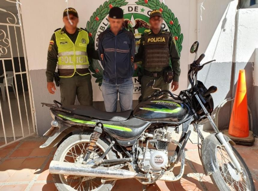 Policía Metropolitana de Cartagena