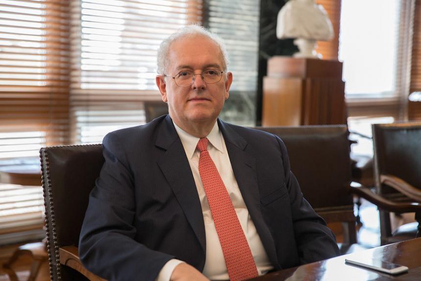 José Antonio Ocampo se despide del Banco de la República | El Heraldo