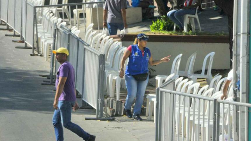 Resultado de imagen de silleros del carnaval