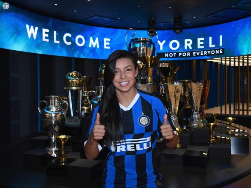 Cortesía Inter de Milán