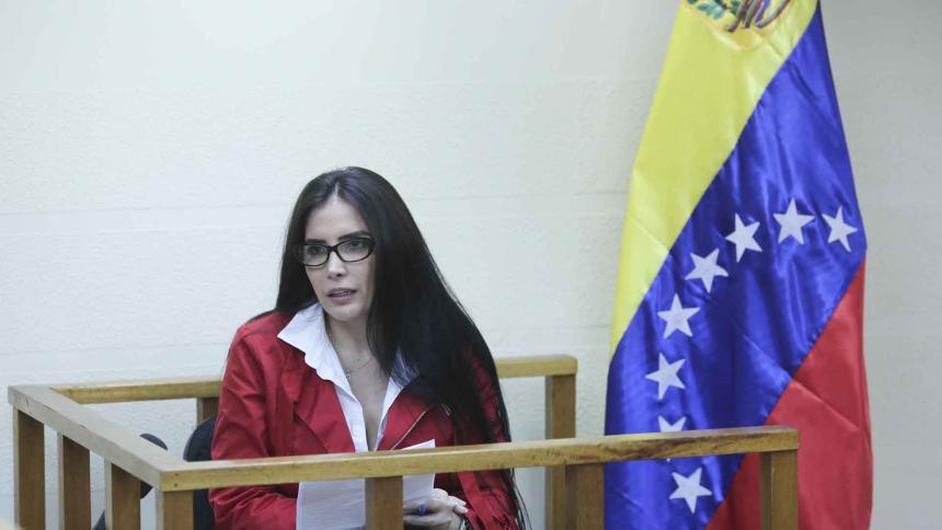 Cortesía de la Agencia Venezolana de Noticias