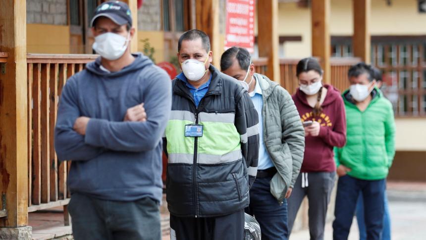96 nuevos casos de coronavirus en Colombia: número de muertos ...