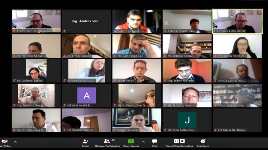 El 'enredo' jurídico de las sesiones virtuales del Congreso | El ...