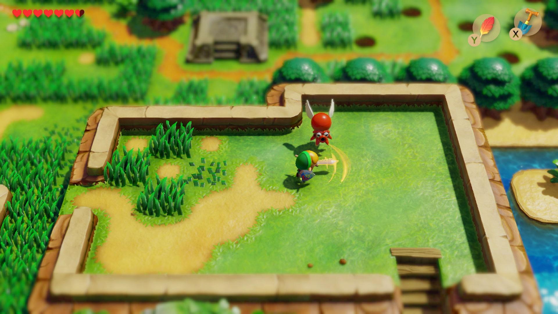 Link regresa para la Switch.