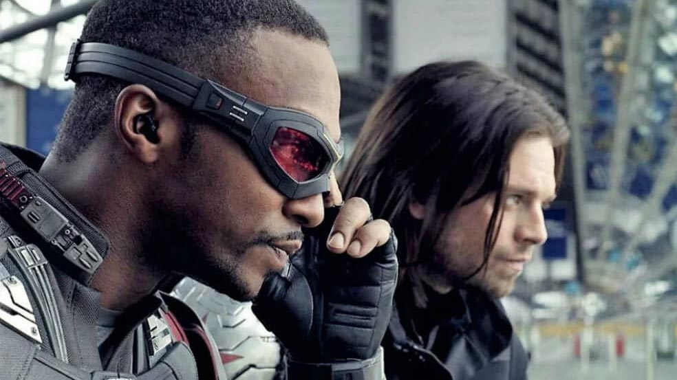 The Falcon and The Winter Soldier.