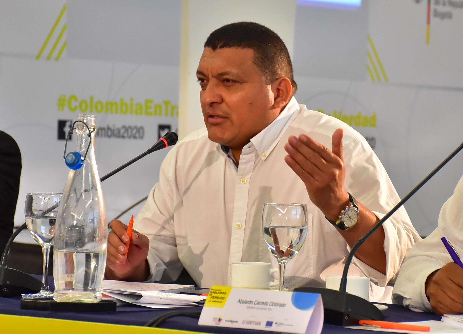 Óscar Ospino, 'Tolemaida', exjefe de las AUC en el Cesar.
