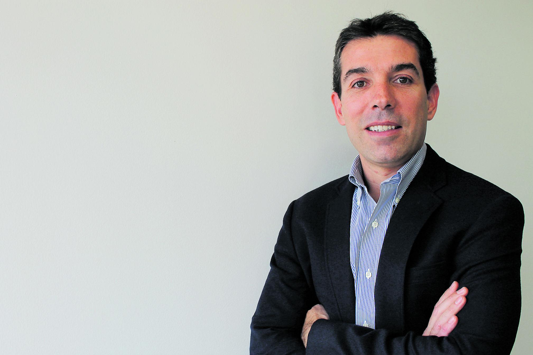 Tomás Restrepo, vicepresidente de la Regional Colombia.
