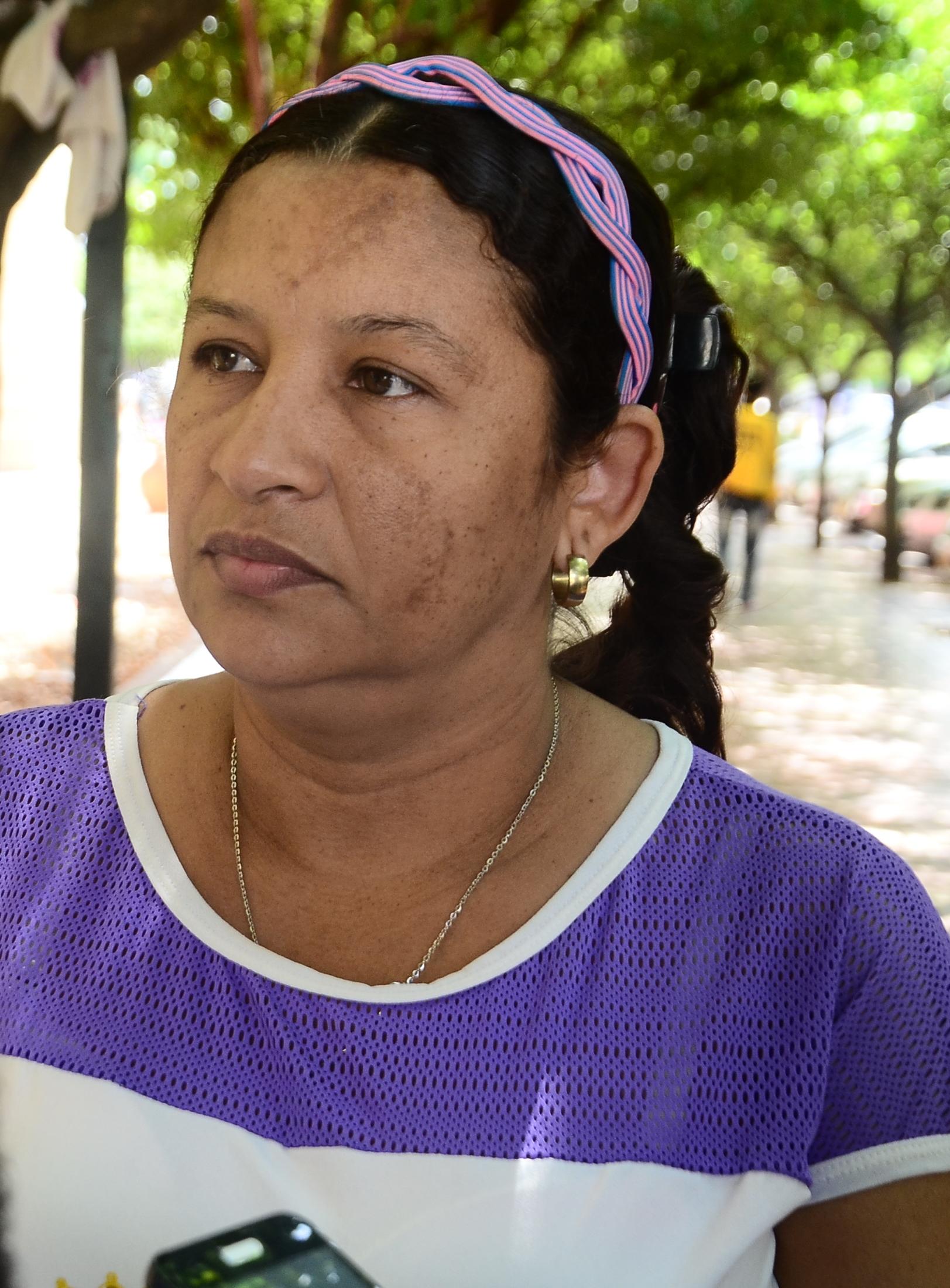 Glenis Carrillo Toncel.