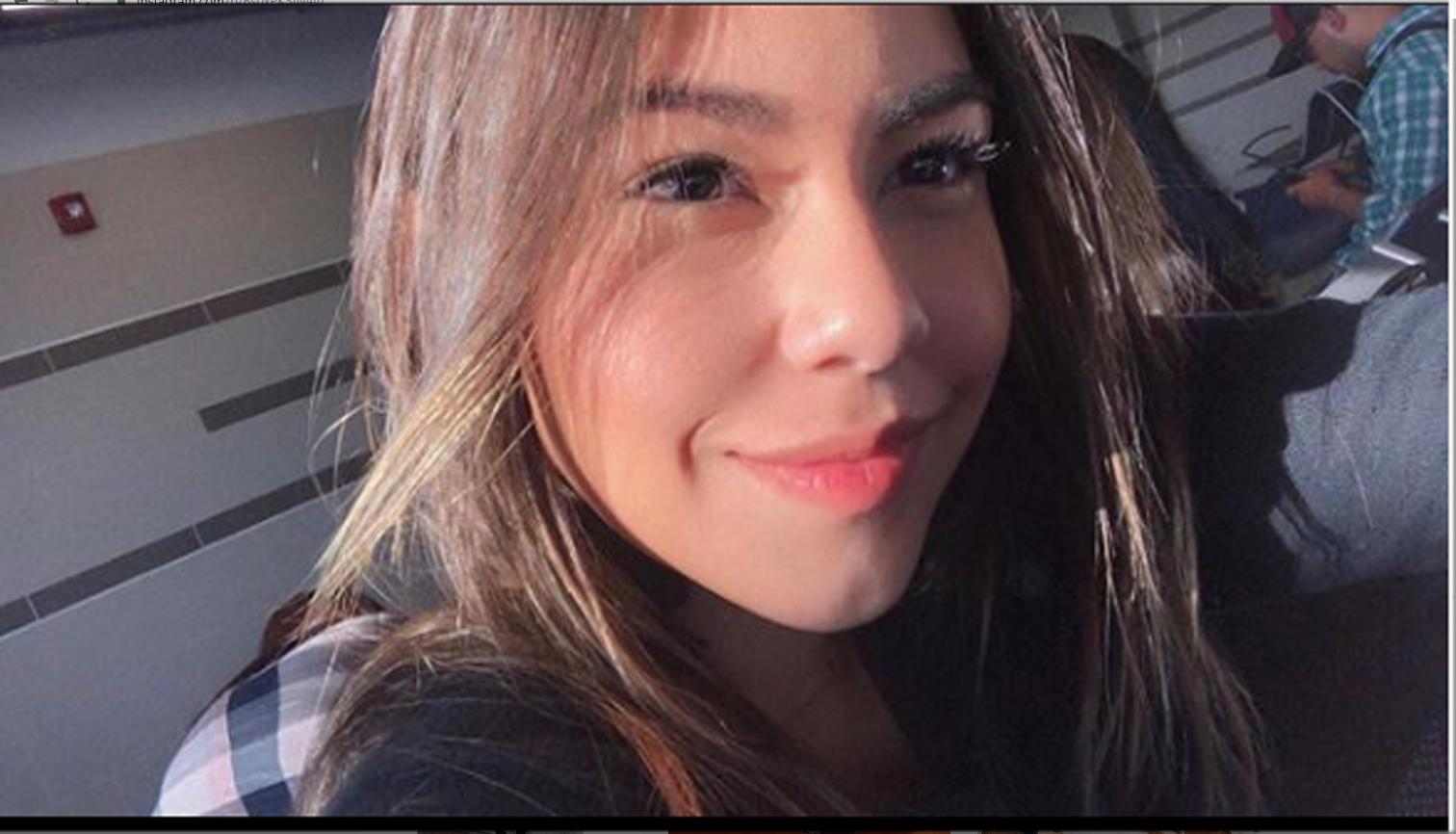 Valentina González Medina.
