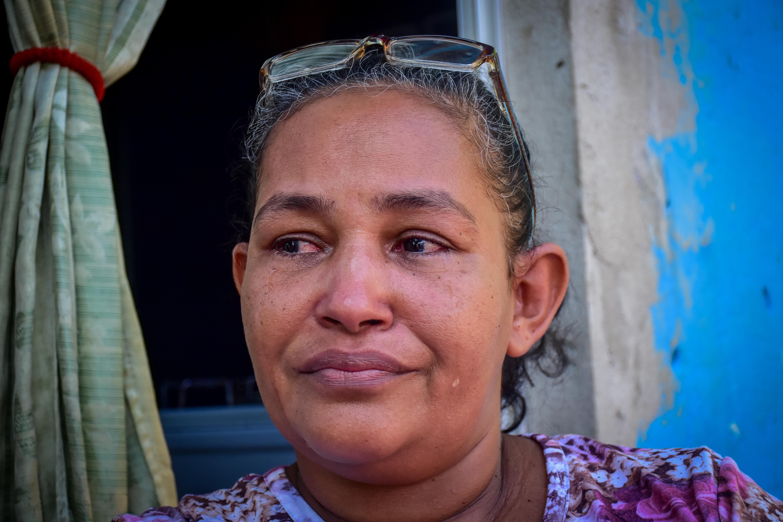 Martha, una de las víctimas que recibió reparación integral