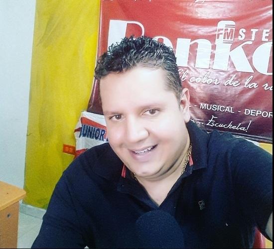 Víctor Hugo Díaz Amaranto, denunciado.