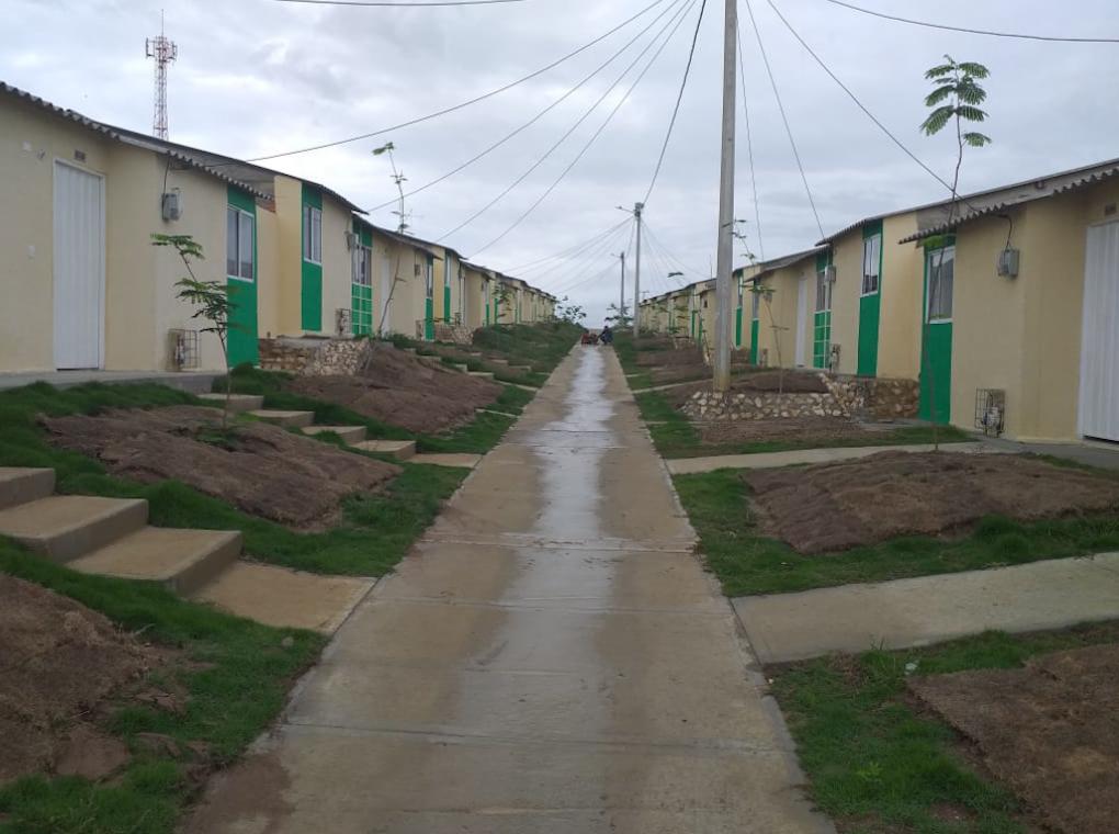 Urbanización Las Trinitarias en Juan de Acosta.