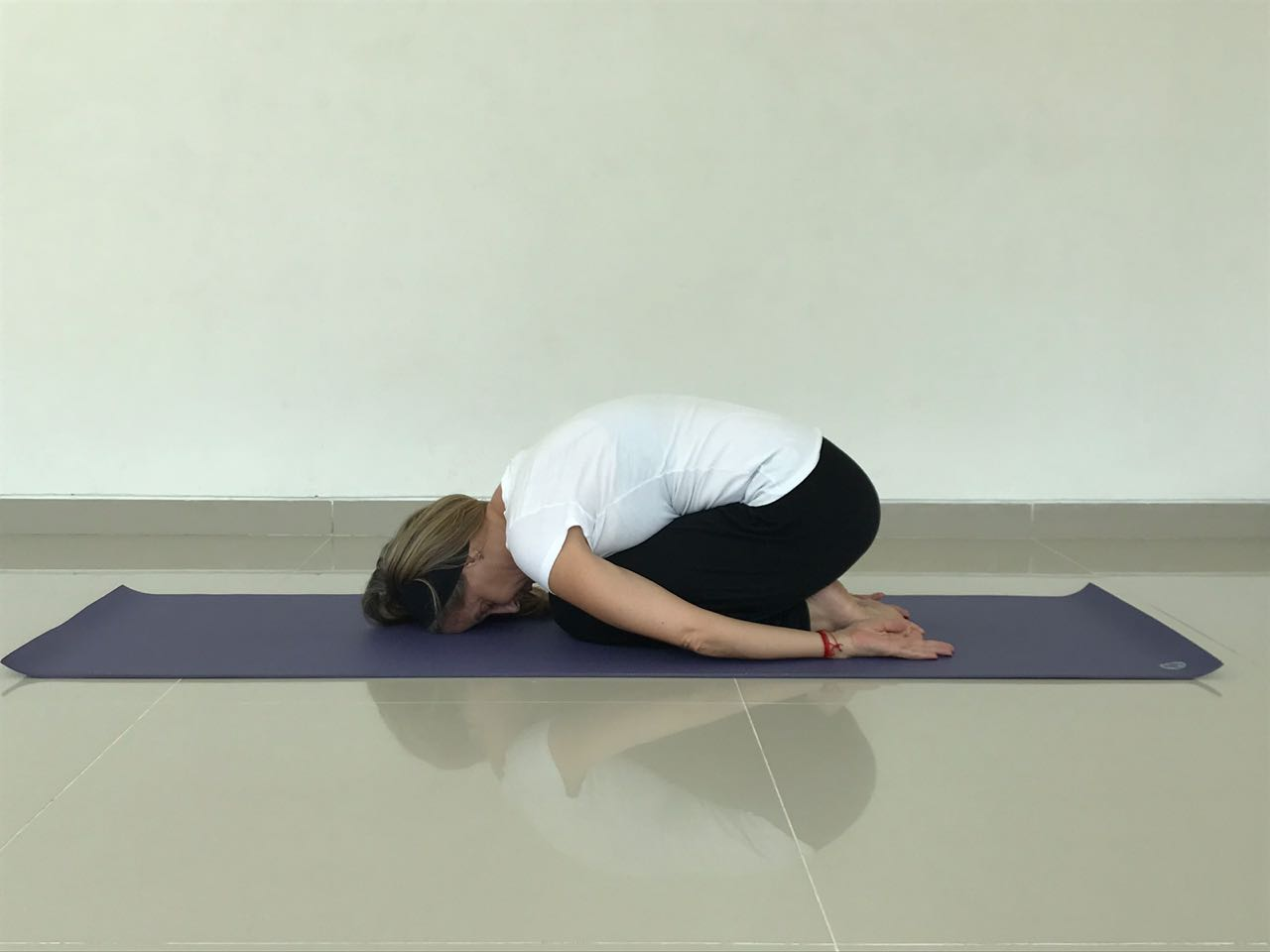 Siete posturas de yoga para aliviar el dolor de espalda..