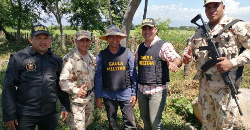 Bienvenido Mendoza Oñate, fue secuestrado por el capturado.