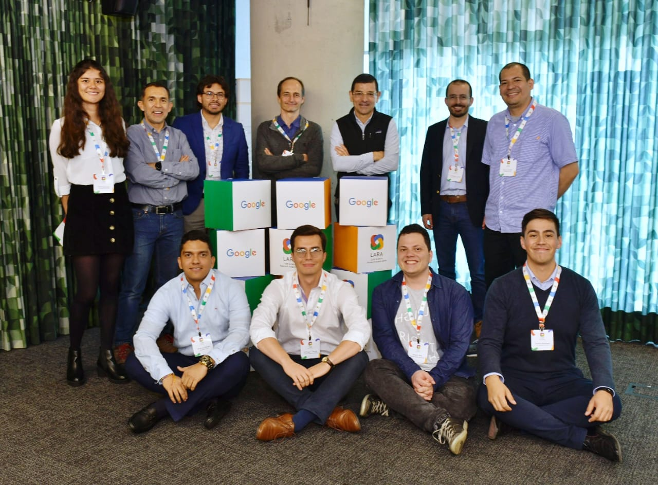 Investigadores colombianos premiados por Google.