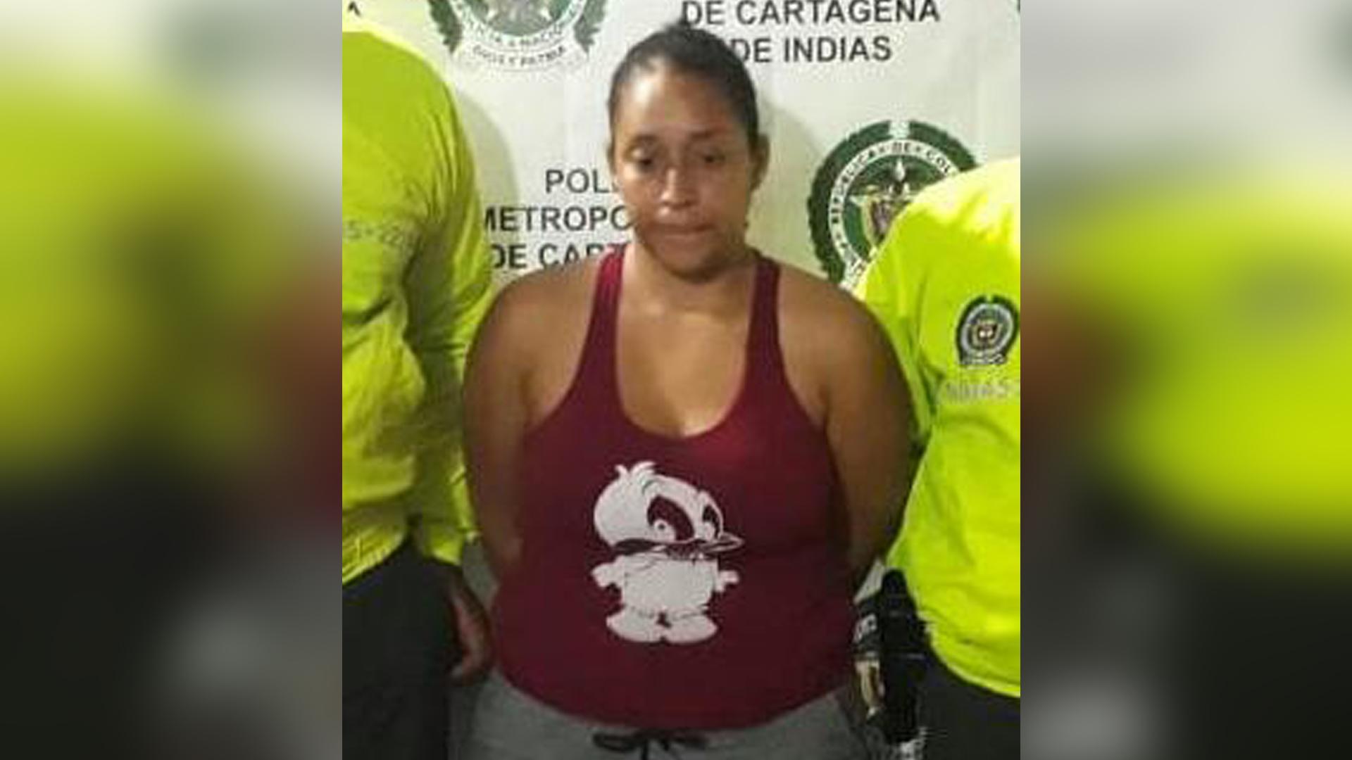 Yeudith Karina Martínez Mejía.